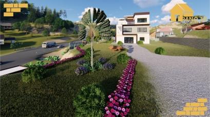 Aménagement jardin Madagascar